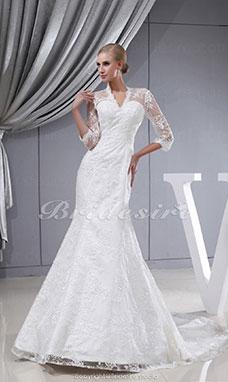 b8f373cdd77e Bridesire - Spets, klänningar spets: Bekväma och vackra för alla ...