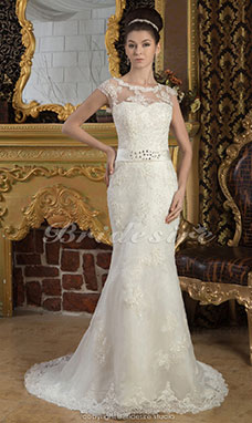 Bridesire - Sjöjungfru klänningar  Underbara Klänningar för Alla ... 54247df54cb5d